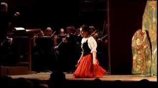 "В.А.Моцарт Ария Барбарины из оперы ""Свадьба Фигаро"""
