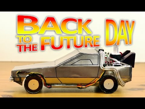 Back to the future essay