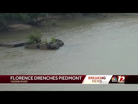 Flooding From Florence Impacts Piedmont Triad