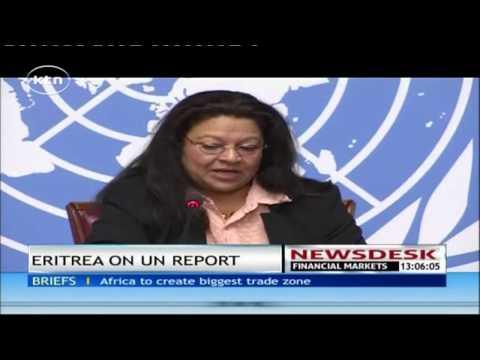 Eritrea's government accuse United Nations of launching political propaganda