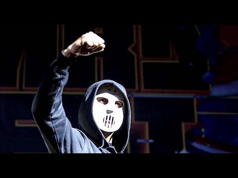 Смотреть клип Angerfist - Diabolic Dice