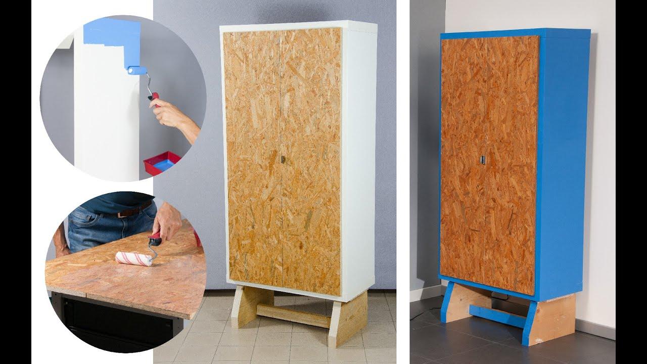 Cambiare colore ai mobili | Mobili creativi colorati in modo facile e veloce