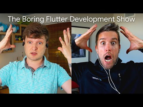 Starting a new app from the Skeleton template (The Boring Flutter Development Show, Ep. 52)