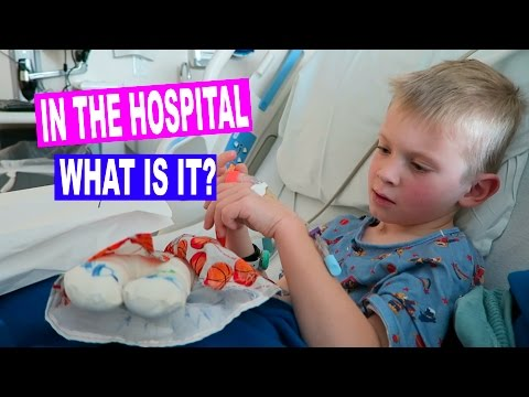 IN THE HOSPITAL | WHAT IS CAUSING THIS!?!