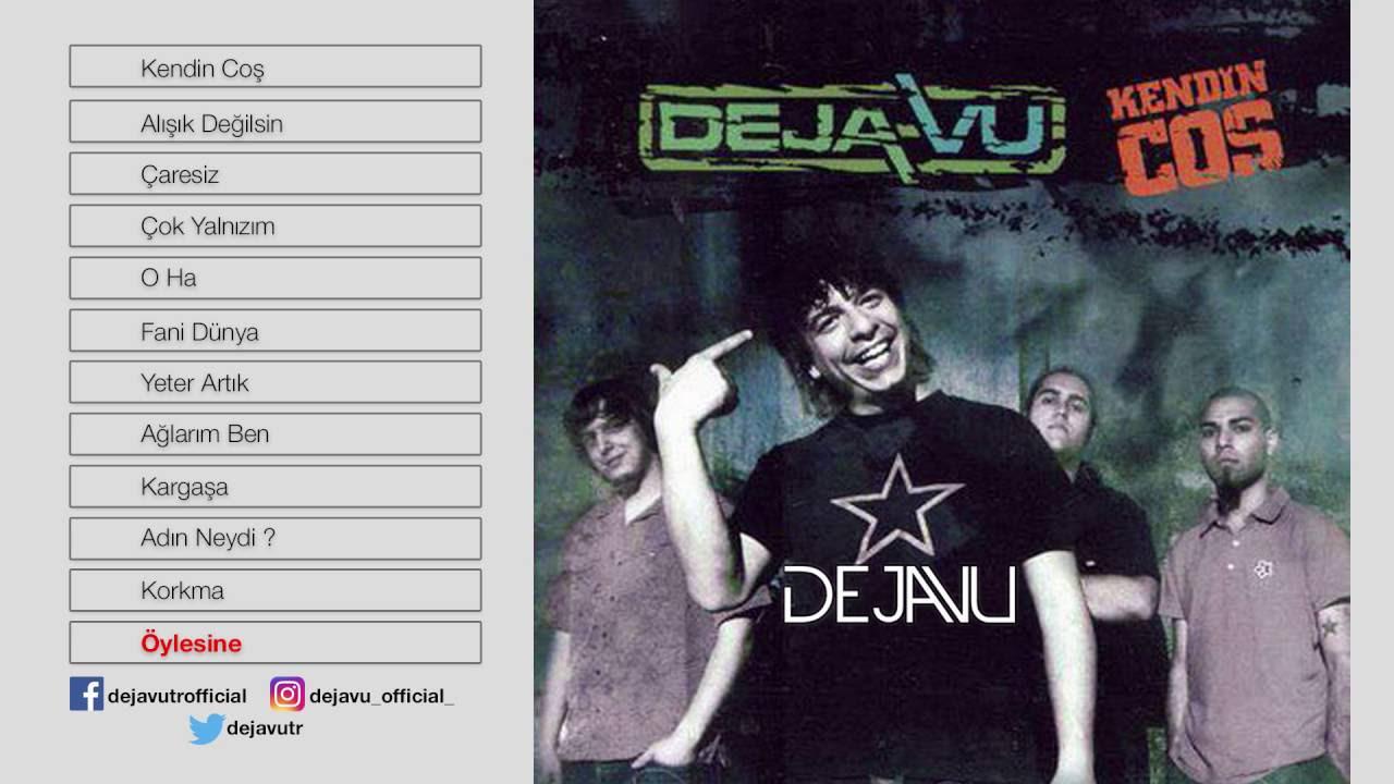 DEJAVU | Korkma (Official Audio)