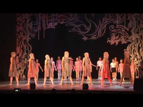 Благотворительный концерт Анастасии Волочковой в г. Сибай