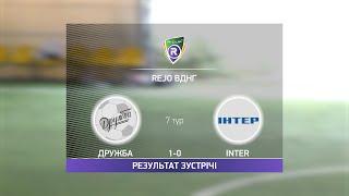 Обзор матча Дружба INTER Турнир по мини футболу в Киеве