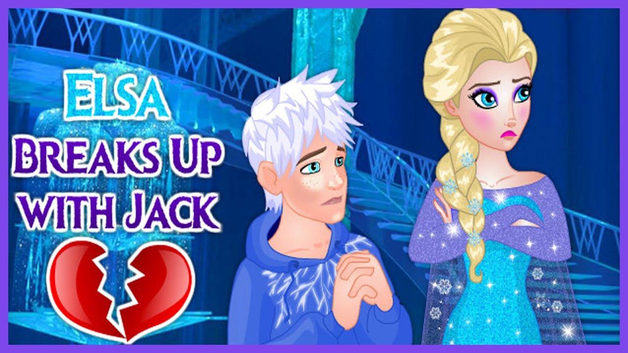 Elsa and jack frost hookup games