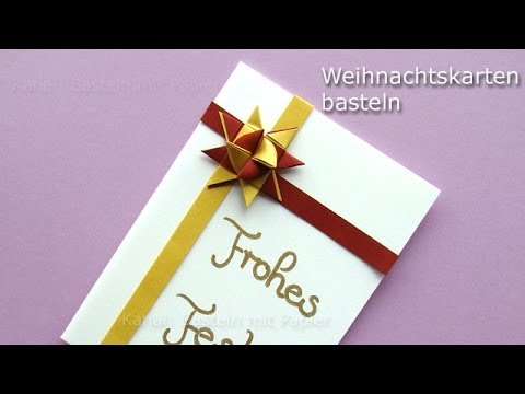 3d weihnachtskarten basteln bastelideen weihnachten diy weihnachtsgeschenke 2017 youtube. Black Bedroom Furniture Sets. Home Design Ideas