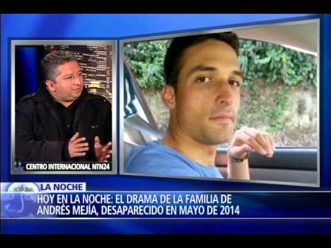 Andrés Felipe Mejía, investigador del CTI que desapareció cuando descendía de un helicóptero militar