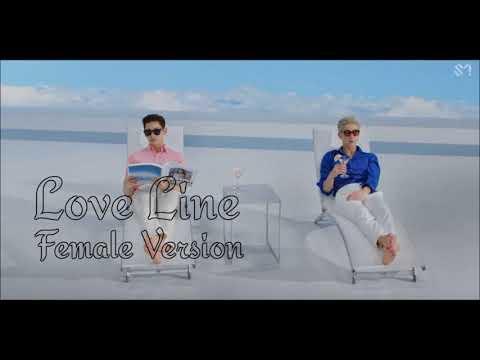 TVXQ - Love Line [Female Version]