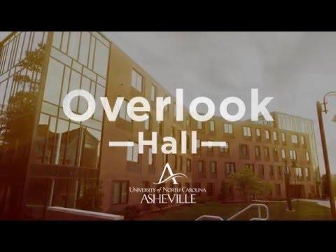 UNC Asheville Overlook Hall