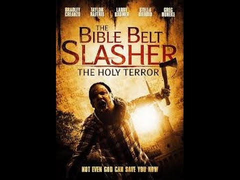 Brain Damage Films Review: The Bible Belt Slasher: The Holy Terror (2014)