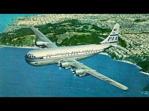 Fsx. Запуск и полет на Boeing 377 Stratocruiser часть 1