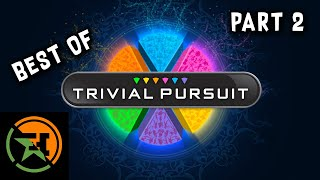 The Very Best of Trivial Pursuit | Part 2 | Achievement Hunter Funny Moments
