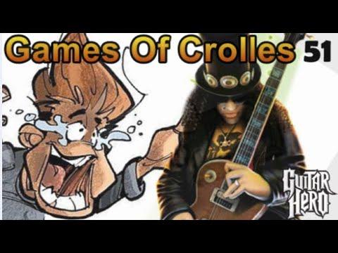 GENERATION GUITAR HERO, MES MEILLEURS MORCEAUX / Games Of Crolles / Emission 51 - Radio Gresivaudan