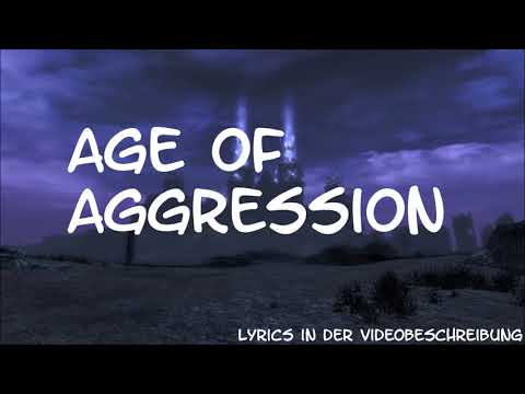 Age of Aggression | Cover | +Lyrics