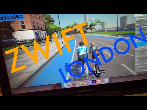 ZWIFT GREATER LONDON LOOP COMPREHENSIVE REVIEW