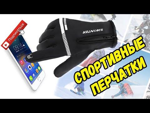 Зимние спортивные перчатки COPOZZ Годнота с Aliexpress Поддержка Сенсорного экрана