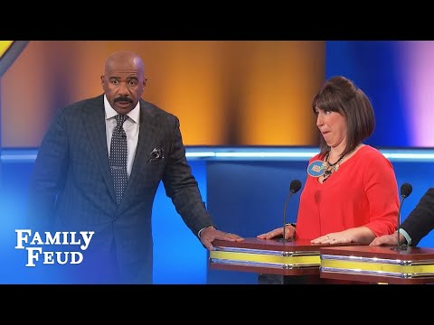 If you're OFFERING, I'm TAKING! | Family Feud