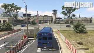 Let's Play GTA Online Heist Prison Break - STAY IN CHARACTER