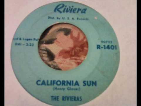 The Rivieras - California Sun