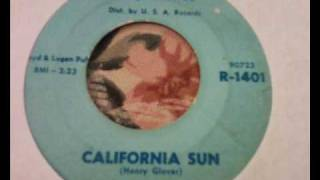 The Rivieras - California Sun