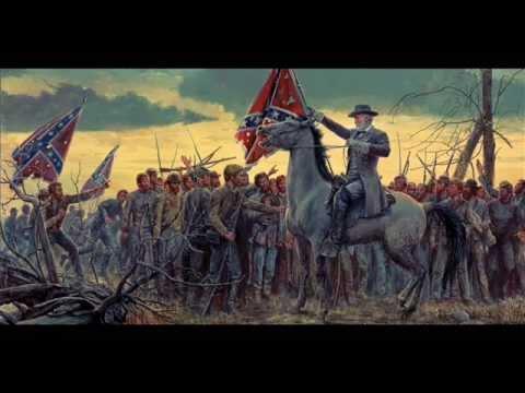 Hurrah for the Bonnie Blue Flag & Dixie's Land