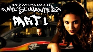 Need for Speed Most Wanted Walkthrough Part 1 (2005) - INTRO