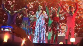 Марина Девятова-Люблю Россию