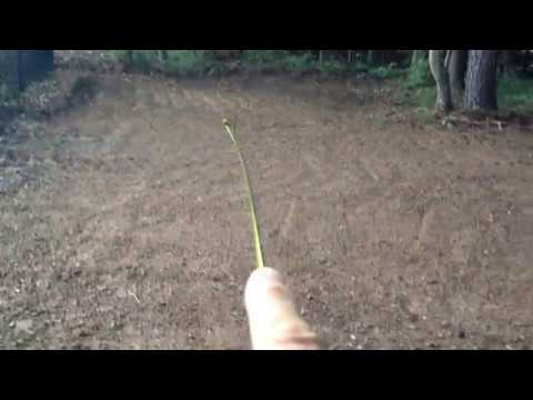 Landscaping / Grading 20 x 18 foundation Part 1 of 3