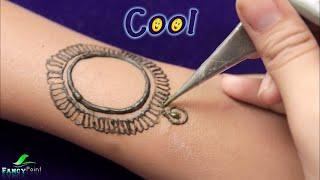 Cool 👌 How to Apply Mehndi Design | Best Stylish Mehndi Design
