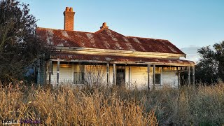 Abandoned Time capsule Farm House/Antique furniture and vintage stuff everywhere!