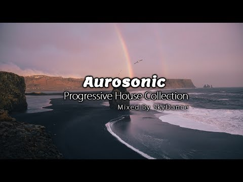Aurosonic - Best Progressive House Collection (Mixed By SkyDance)