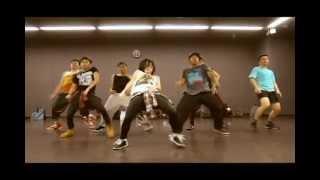 CarolChen (Dancehal/Reggae) choreography. BeenieMan - Step Up Inna Life
