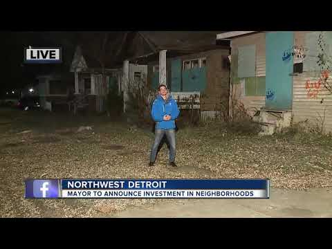 Detroit Planning Multi-million Dollar Neighborhood Investment