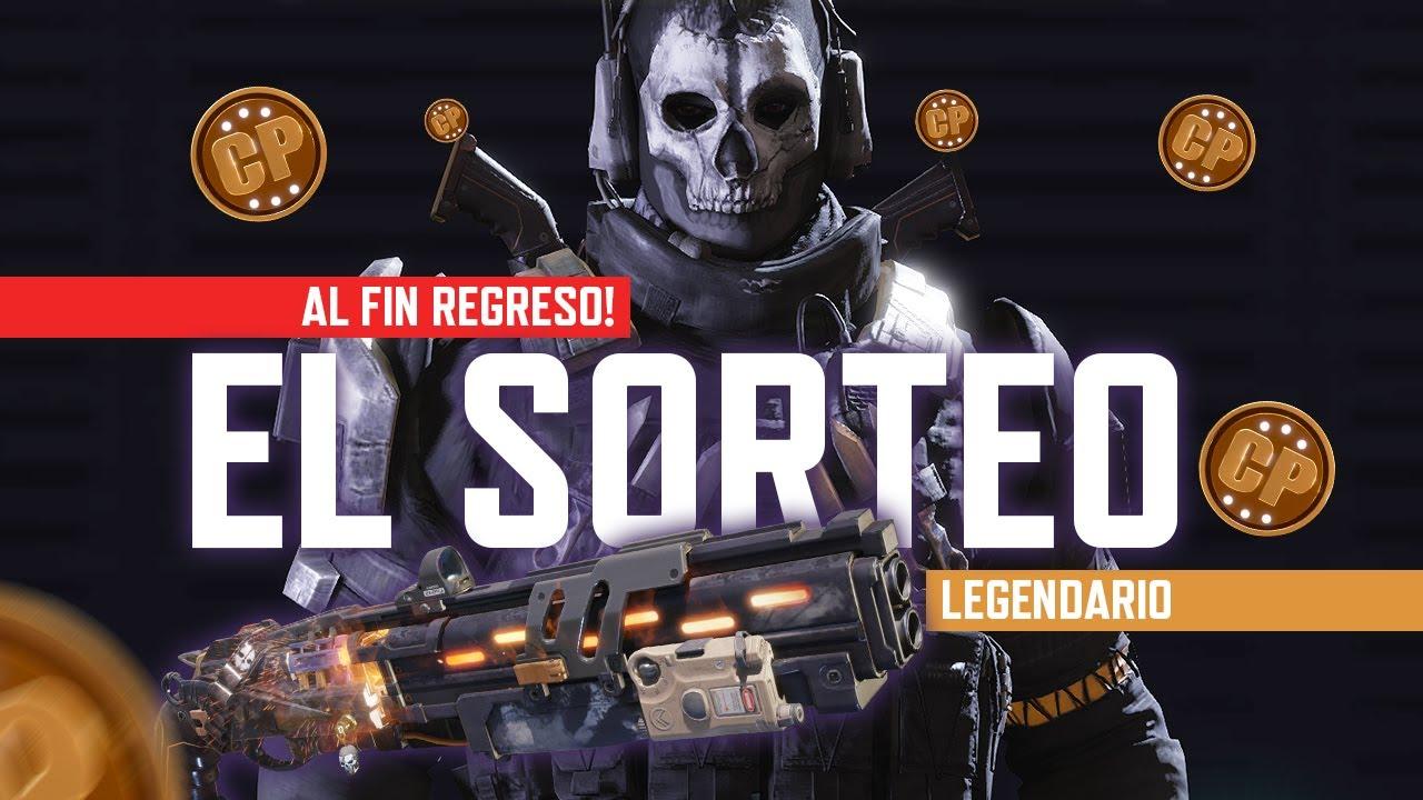 DESCUBRO EL ALGORITMO DE LA RULETA DEL GHOST LEGENDARIO! TE LO CUENTO TODO! | Call of Duty Mobile