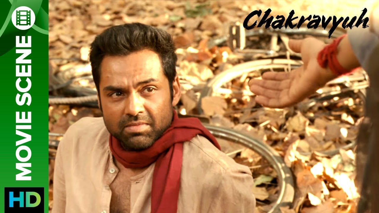 Download Abhay Deol earns the trust   Movie Scene   Chakravyuh