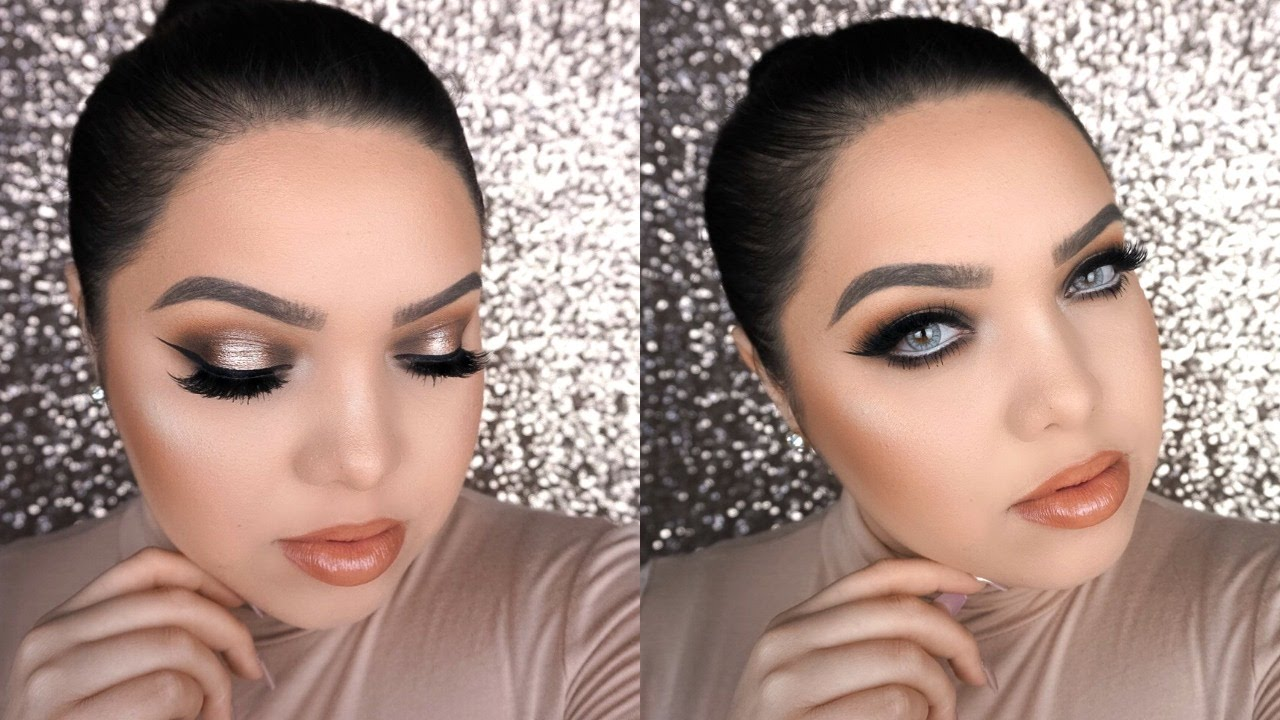 my-go-to-glam-makeup-tutorial-2017