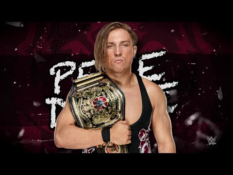 Pete Dunne 3rd WWE Theme Song For 30 minutes - Bruiserweight(V2)