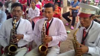 Khúc Cảm Tạ Ban Tây Nhạc giáo xứ Kim Đông