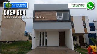 casa 604 bosques de san gonzalo - zapopan