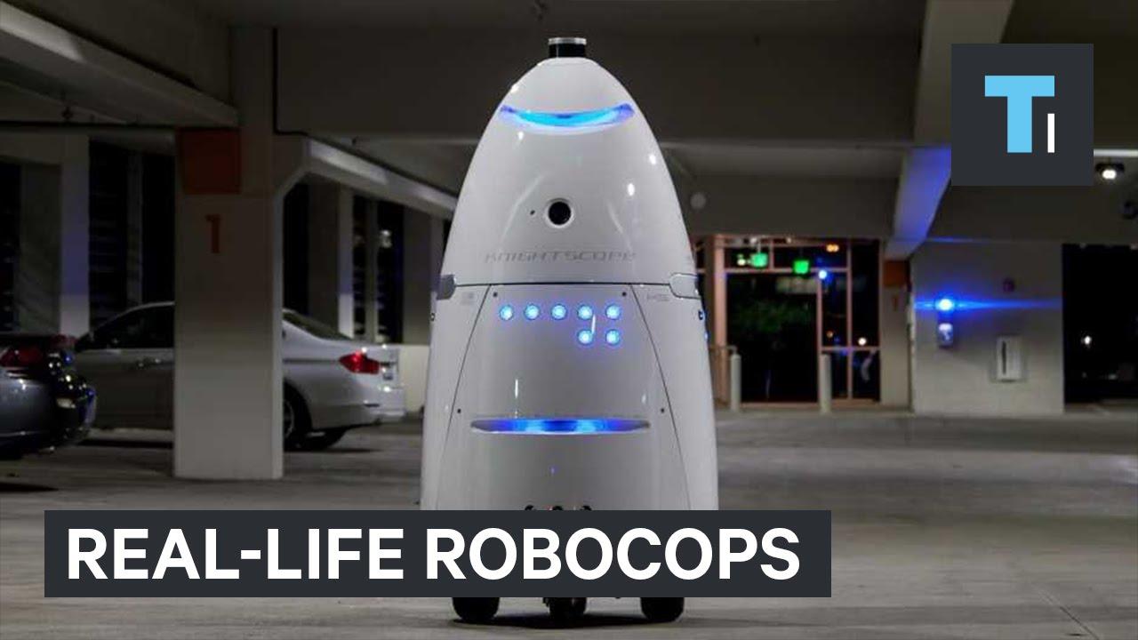 Real-life robocops