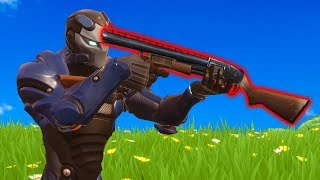 BACKWARDS GUN GLITCH! Don't Shoot Yourself IN THE FACE! Fortnite Battle Royale Funny Moments