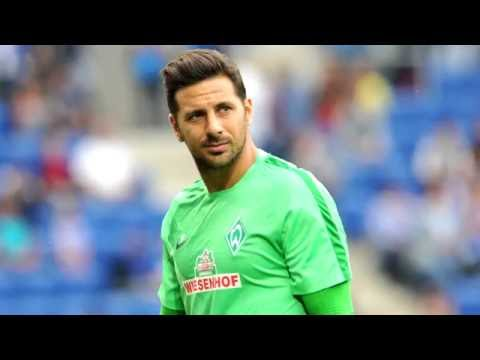 Claudio Pizarro | All Goals Season 2015/16 | Bundesliga