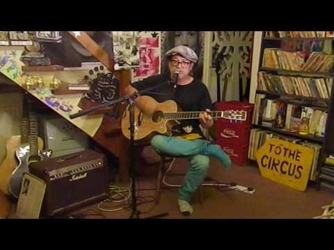 Billy Idol  White Wedding  Acoustic   Danny McEvoy