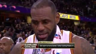 Download Warriors vs Cavaliers: Game 6 NBA Finals - 06.16.16 Full Highlights Mp3 and Videos