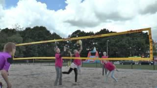 Jeugdkamp 2015 van Volleybalvereniging  VZK