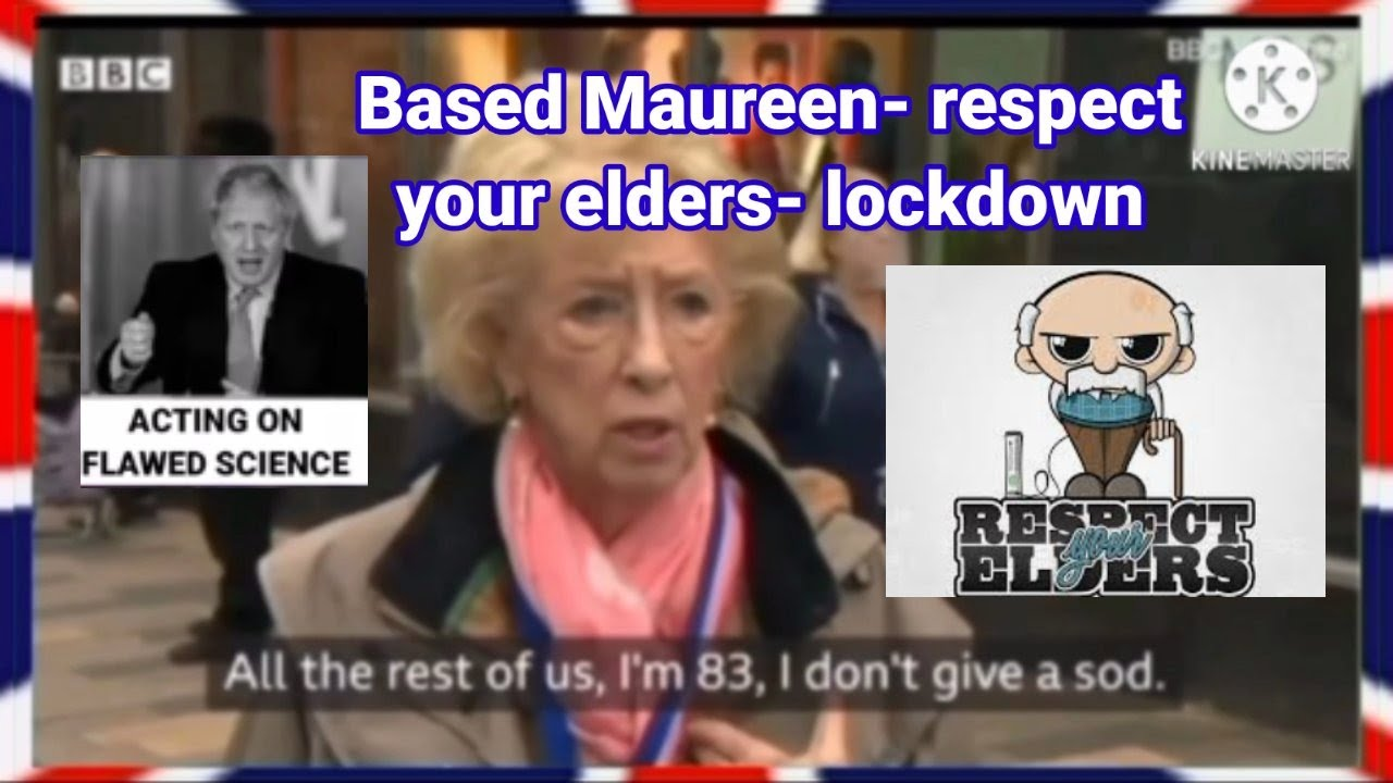 Based Maureen   Resect Your Elders   Lockdown