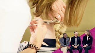 Haare für Krebskranke spenden! Wird sich Emilia trauen? Sie ist auf jeden Fall eine Inspiration.